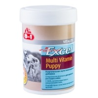 8 in 1 Excel Multi Vitamin Puppy, 100 т